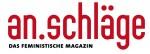 an.schläge – das feministische Magazin Logo